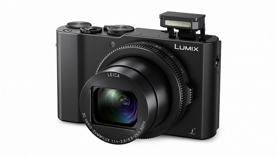 Panasonic Lumix-LX15