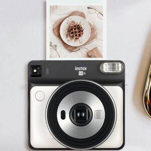 Фотоаппарат моментальной печати Fujifilm Instax SQUARE SQ1