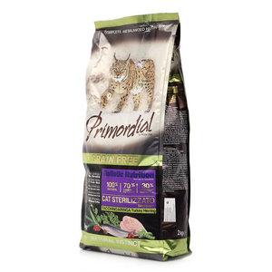 Primordial Adult Cat Sterilized Turkey Herring Grain Free