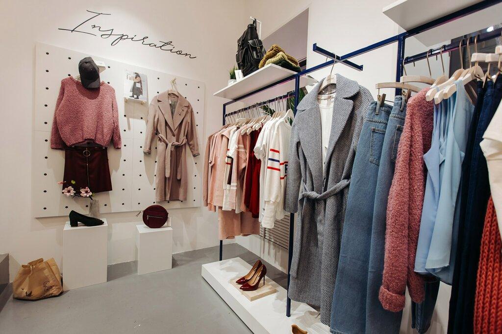 Магазин одежды inspire